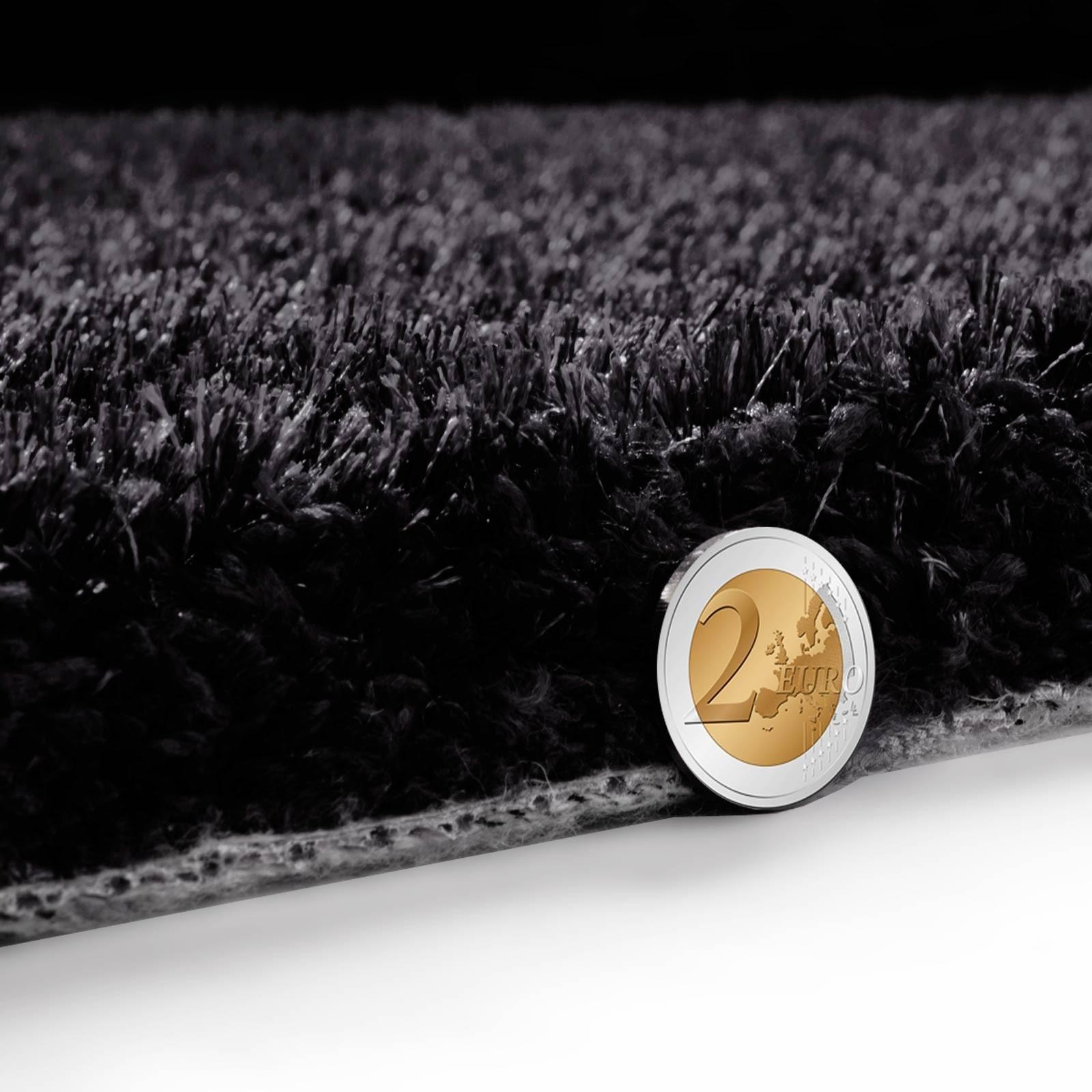 Shaggy Deep Pile Carpet Floor Rug Fully Customisable Intended For Deep Shag Pile Carpets (Image 12 of 15)