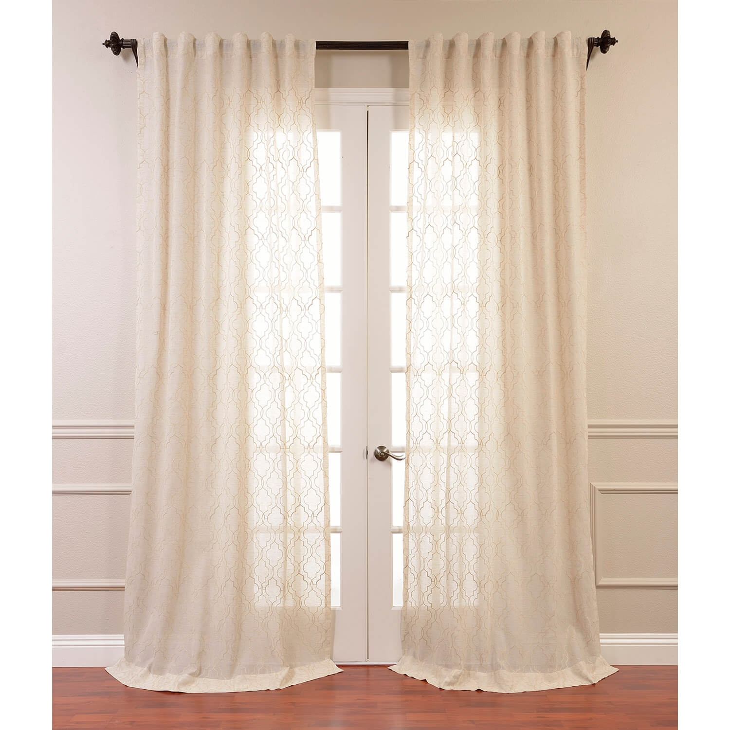 Sheer Curtains And Drapes Half Price Drapes Throughout Curtains Sheers (Image 17 of 25)