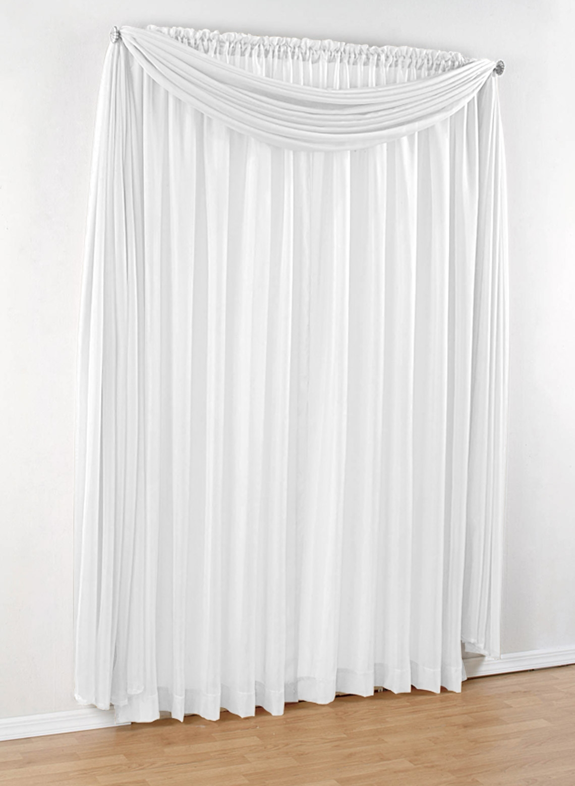 Sheer Curtains Carolwrightgifts Intended For Curtains Sheers (Image 18 of 25)