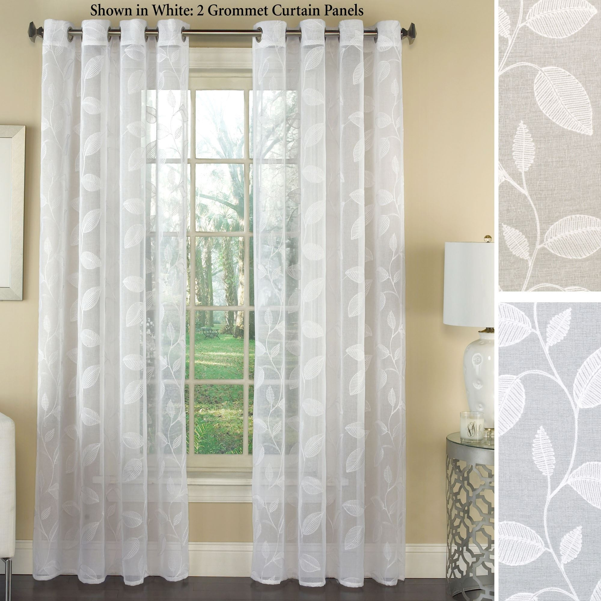 Sheer Curtains Window Treatments Touch Of Class With Regard To Curtains Sheers (Image 19 of 25)