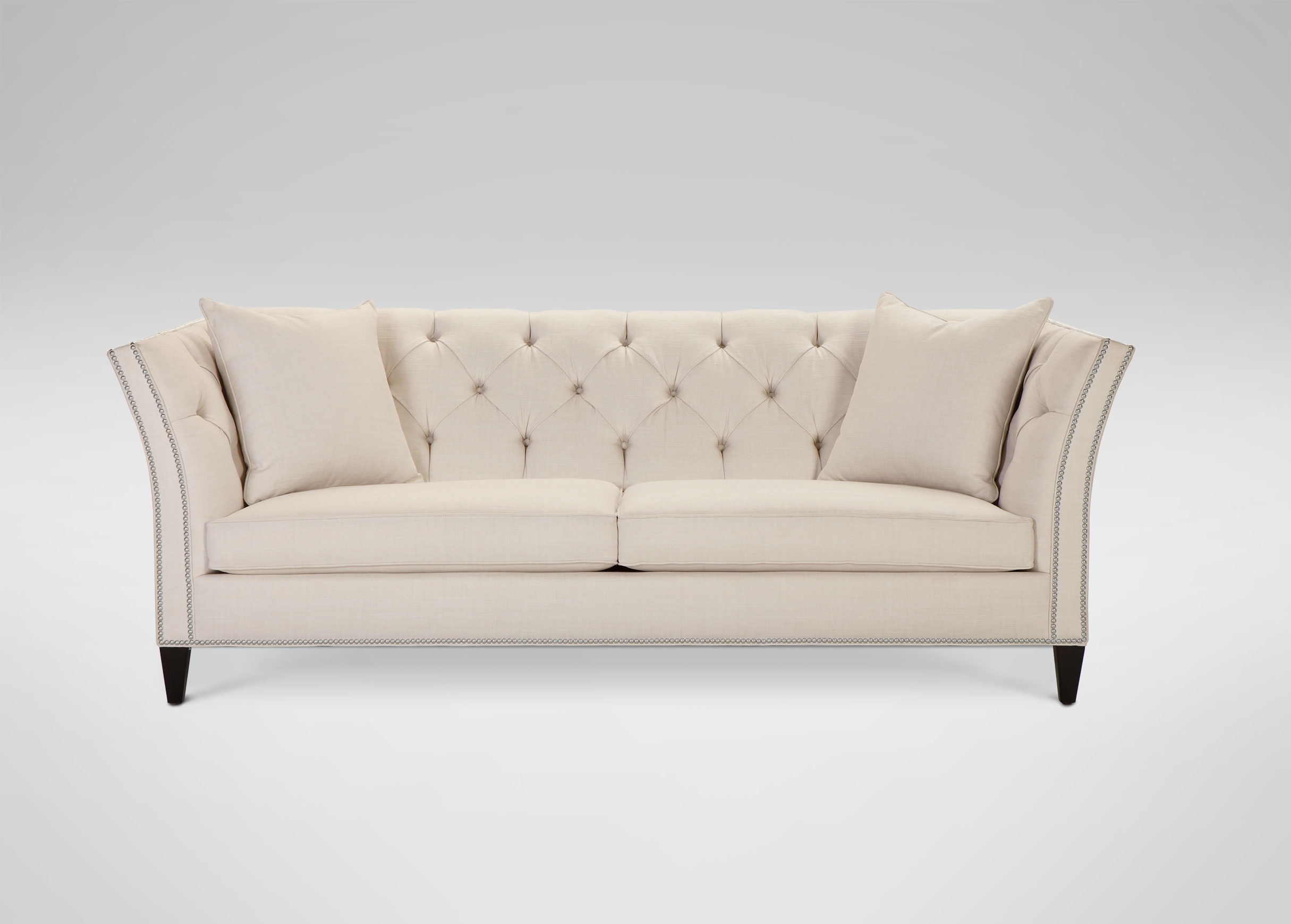 Shelton Sofa Sofas Loveseats Intended For Ethan Allen Sofas And Chairs (Image 14 of 15)