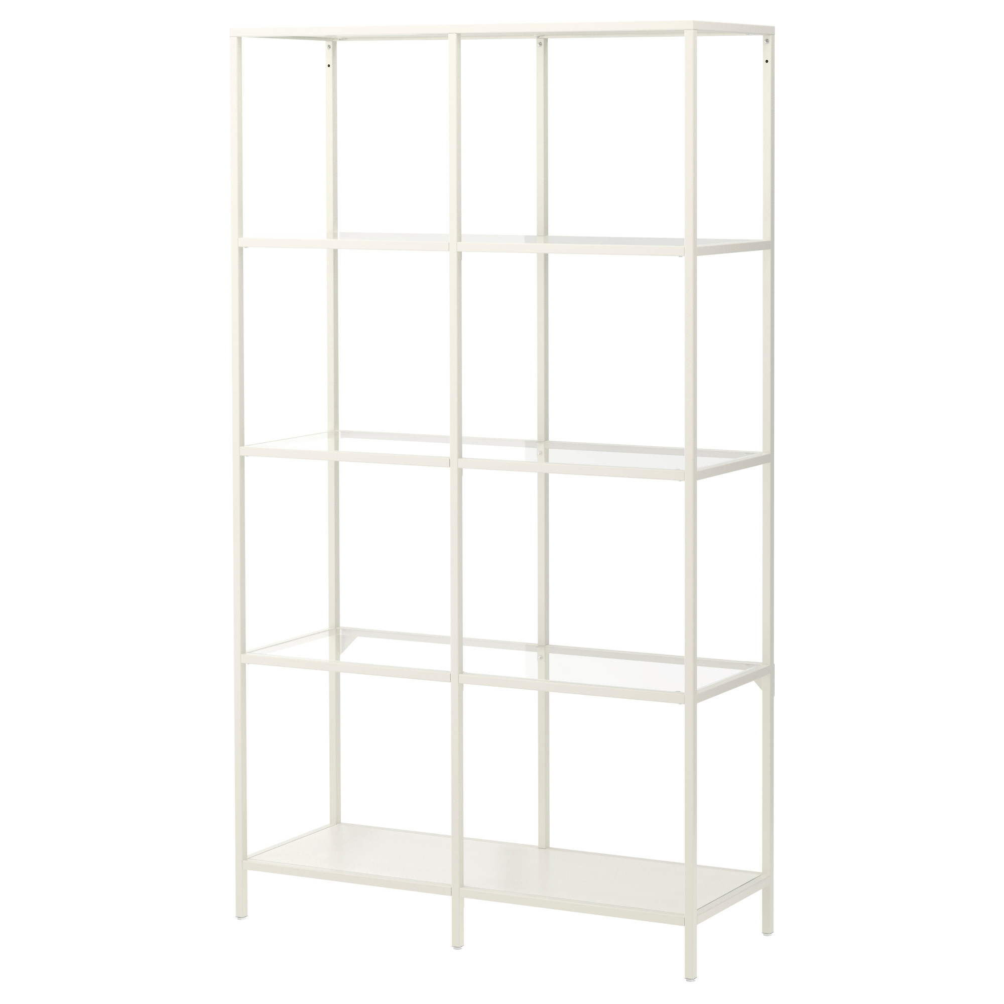 Shelves Shelving Units Ikea Regarding Suspended Glass Shelf (Image 10 of 15)
