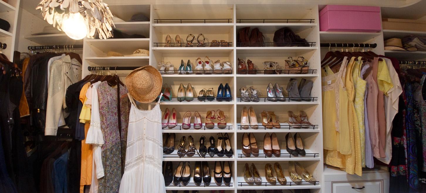 Shoe Rack Closet Roselawnlutheran Regarding Wardrobe Shoe Storages (Image 18 of 25)