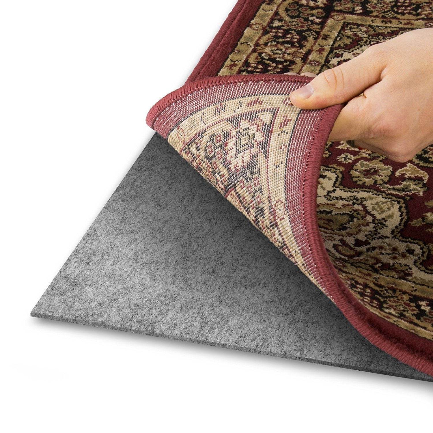 Shop Amazon Rug Pads With Non Slip Rugs (View 10 of 15)