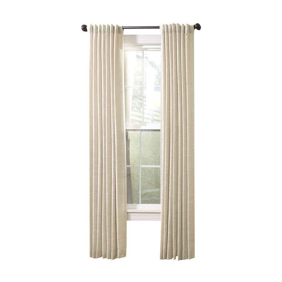 Shop Curtains Drapes At Lowes Intended For Very Cheap Curtains (View 24 of 25)