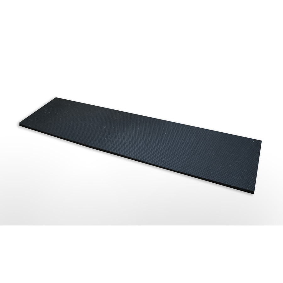 Shop Secure Step Black Rectangular Stair Tread Mat Common Within Rectangular Stair Treads (Image 11 of 15)