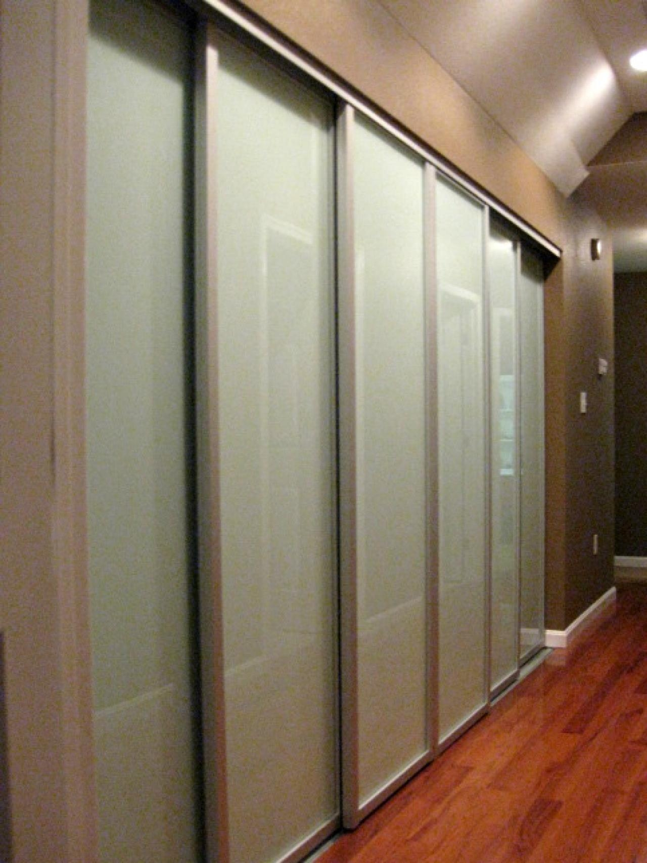 Sliding Closet Doors Design Ideas And Options Hgtv With Hallway Cupboard Doors (Image 20 of 25)