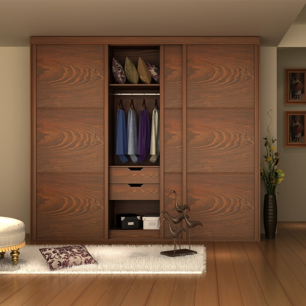 Sliding Door Cupboard Designs Home Decor Interior And Exterior Within Cupboard Sliding Doors (View 21 of 25)