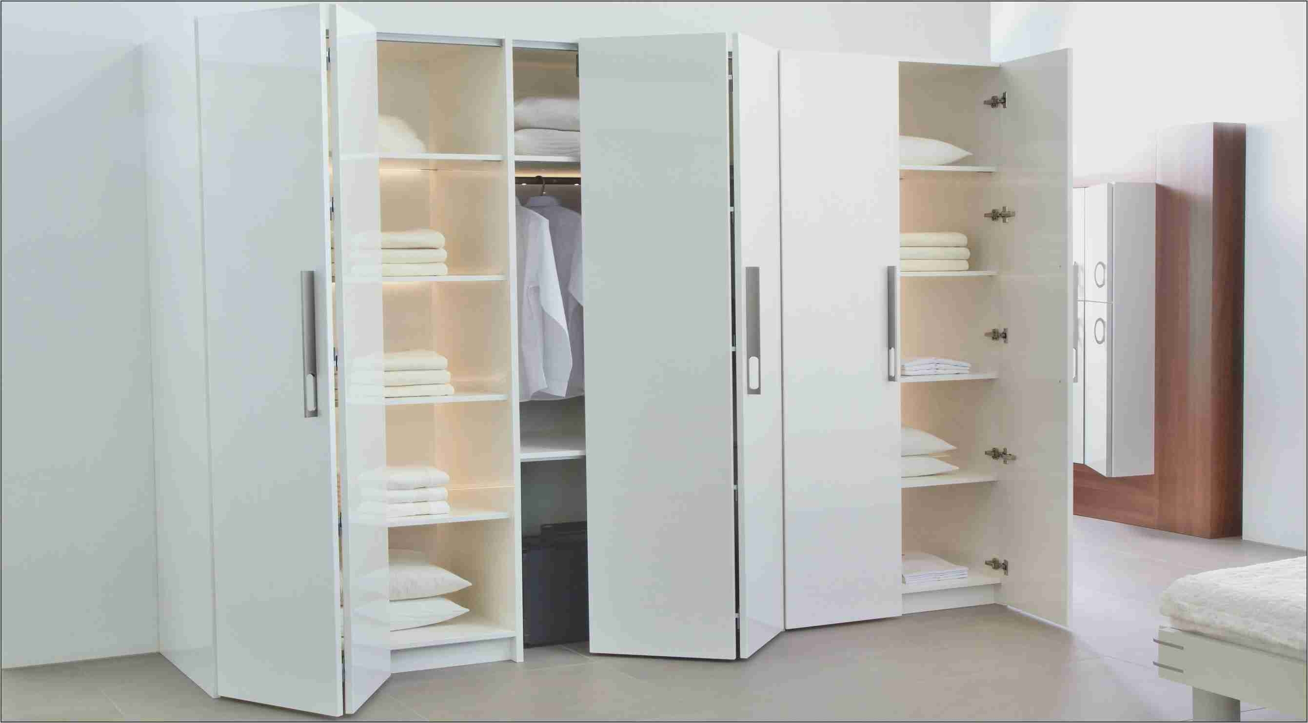 Sliding Folding Wardrobe Doors Saudireiki Throughout Folding Door Wardrobes (View 10 of 25)