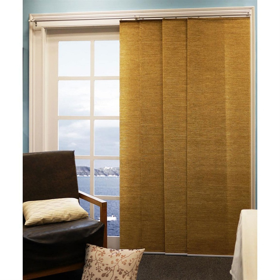 Sliding Glass Door Curtains Panels Trending Sliding Door Within Sliding Glass Door Curtains (Image 18 of 25)