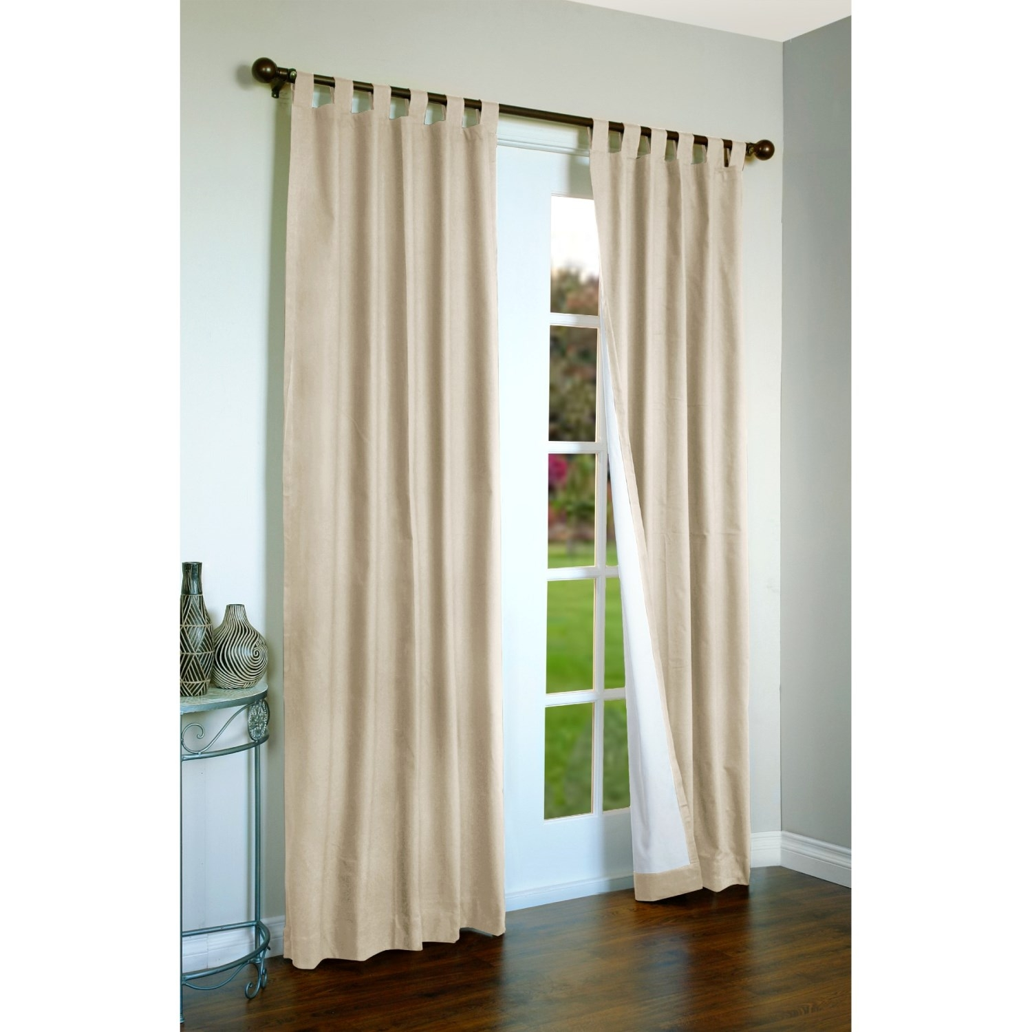 Sliding Glass Door Drapes Roselawnlutheran Throughout Sliding Glass Door Curtains (Image 19 of 25)