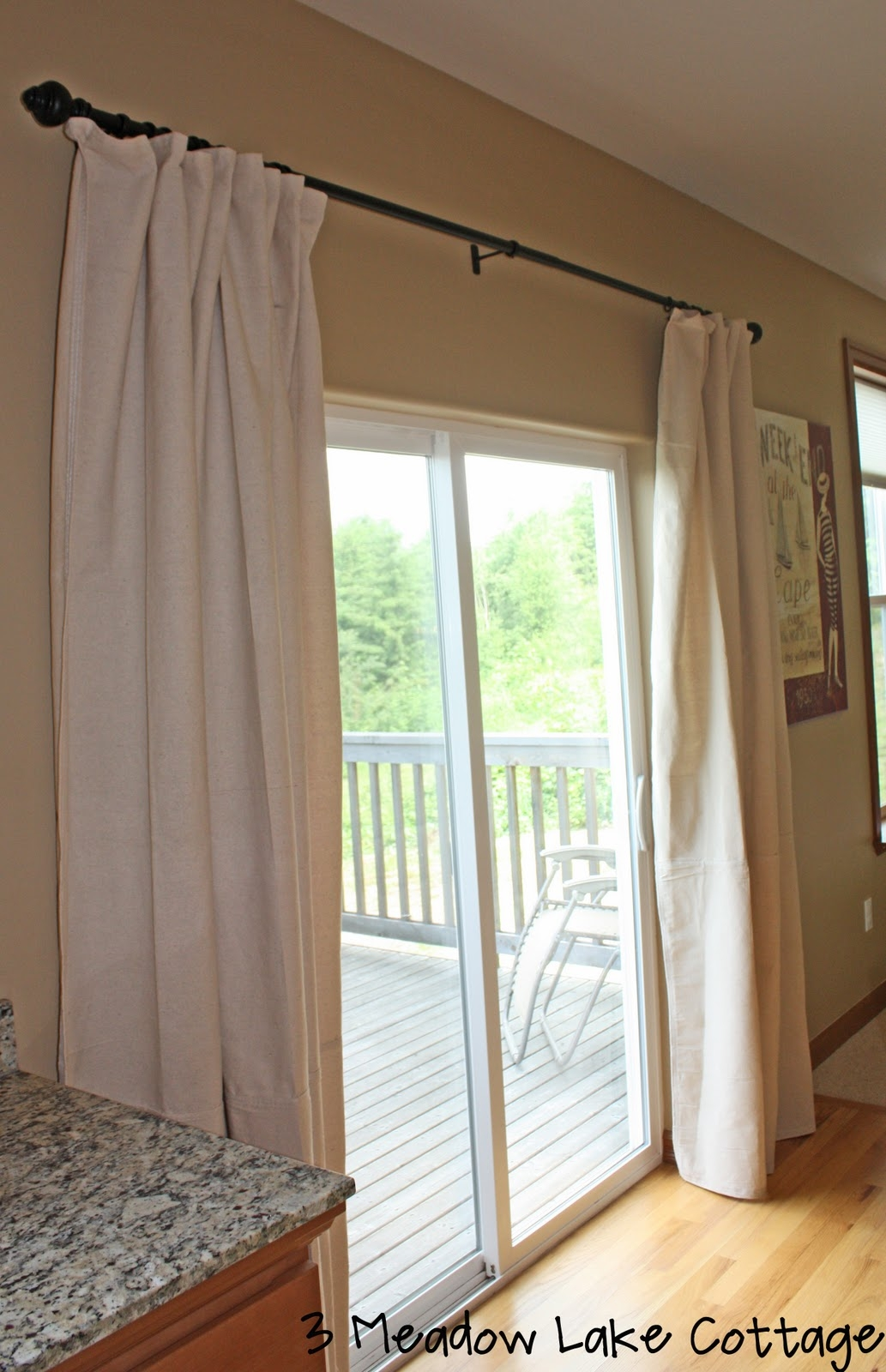 Sliding Glass Doors Curtains Patio Door Curtains Wide Curtains For Inside Sliding Glass Door Curtains (View 5 of 25)