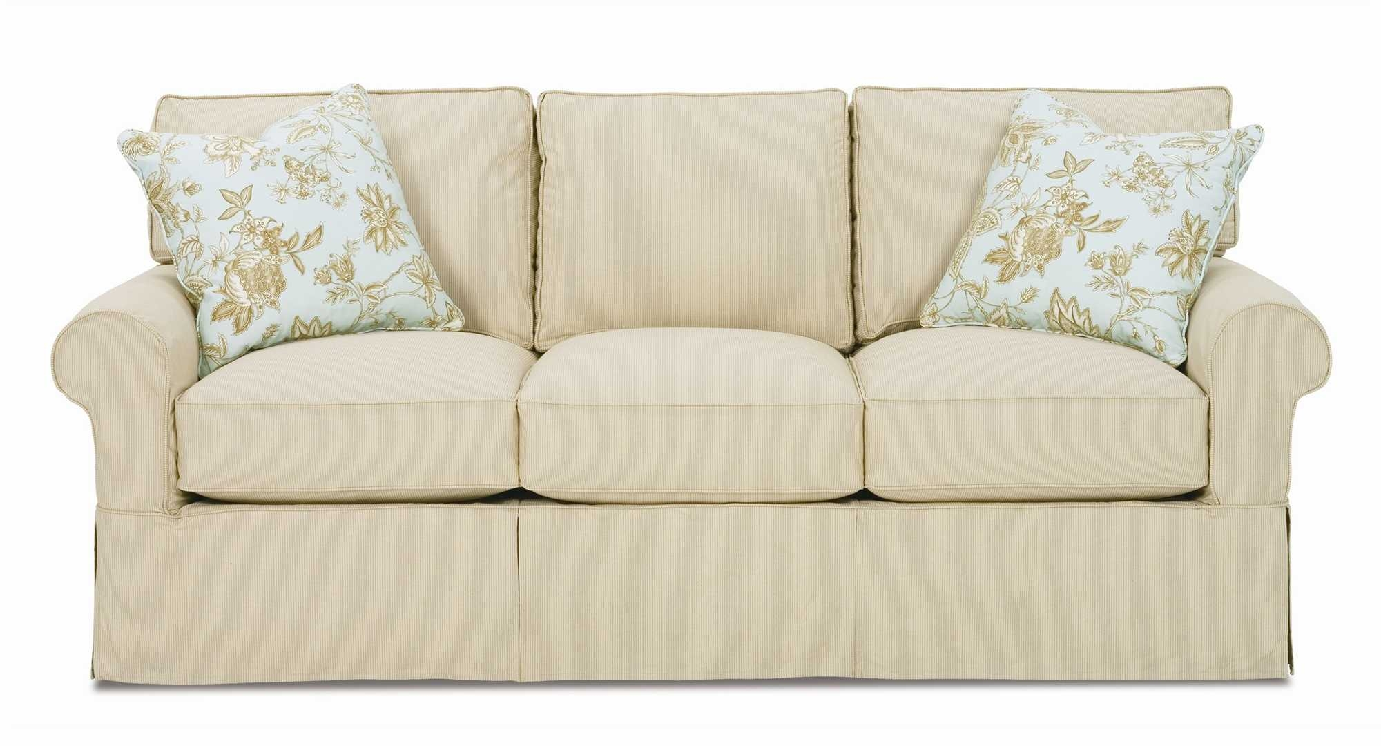 Slipcover For Sofa With Slipcovers For Sofas And Chairs (Image 8 of 15)