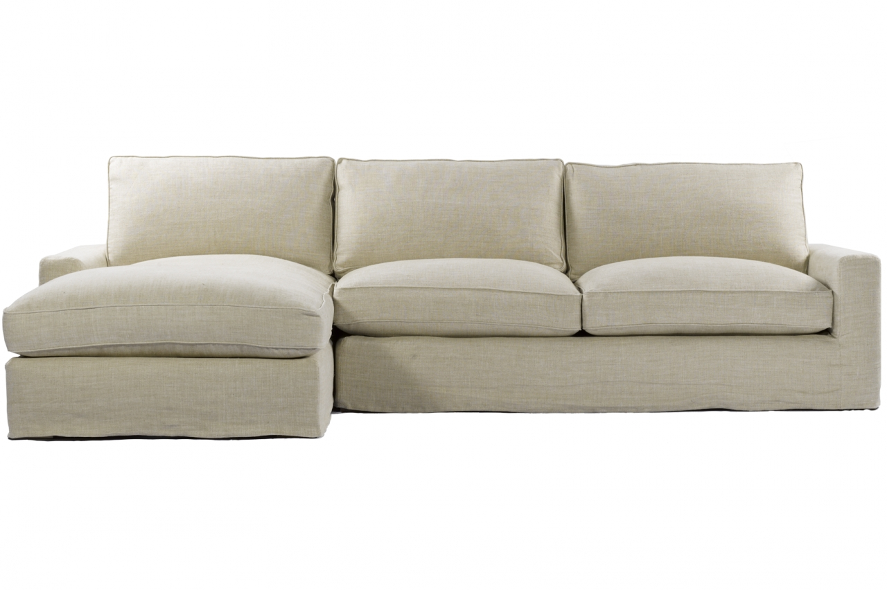 Slipcovered Sectional Sofas And Washable Sectional Sofa John Linen Throughout Washable Sofas (Image 8 of 15)