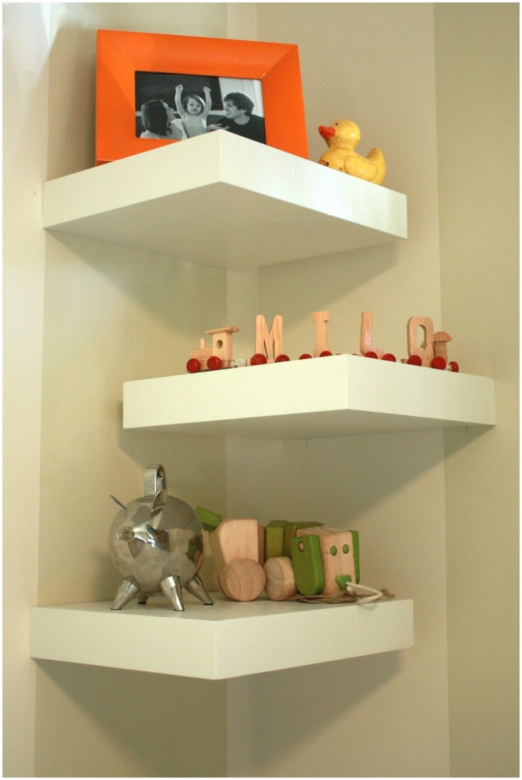 Small Corner Shelves Nz 17 Best Ideas About Corner Shelves Small Throughout Large Glass Corner Shelves (View 4 of 15)