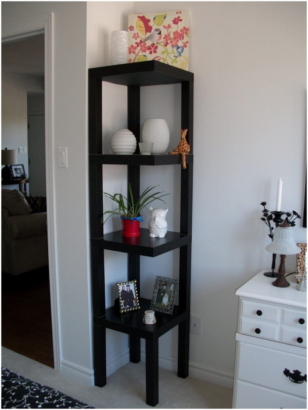 Small Glass Corner Shelves 17 Best Ideas About Corner Shelves Throughout Large Glass Corner Shelves (View 5 of 15)