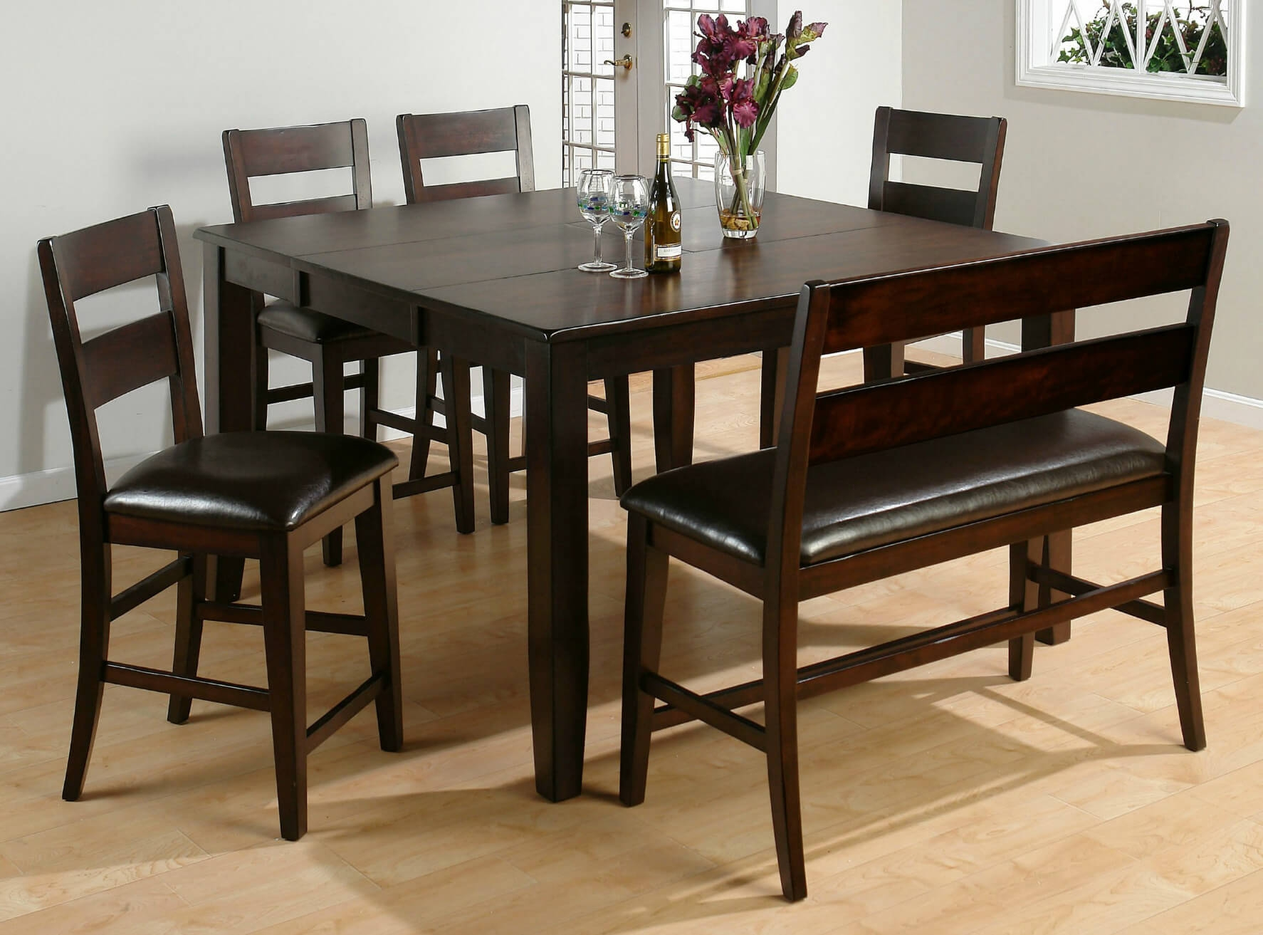 Small Kitchen Table Sets Kitchen Like The Diner Style Table And Regarding Sofa Table With Chairs (Image 9 of 15)