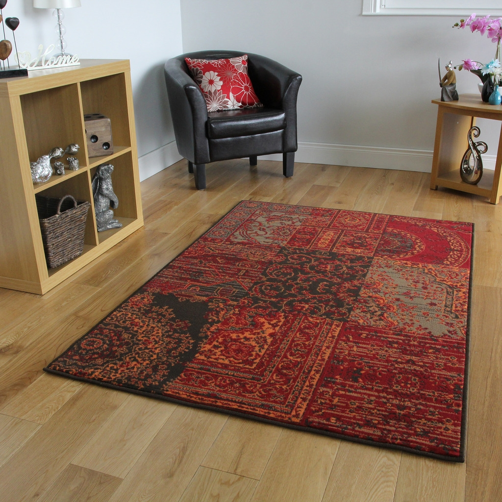 Top 15 Small Red Rugs Area Rugs Ideas