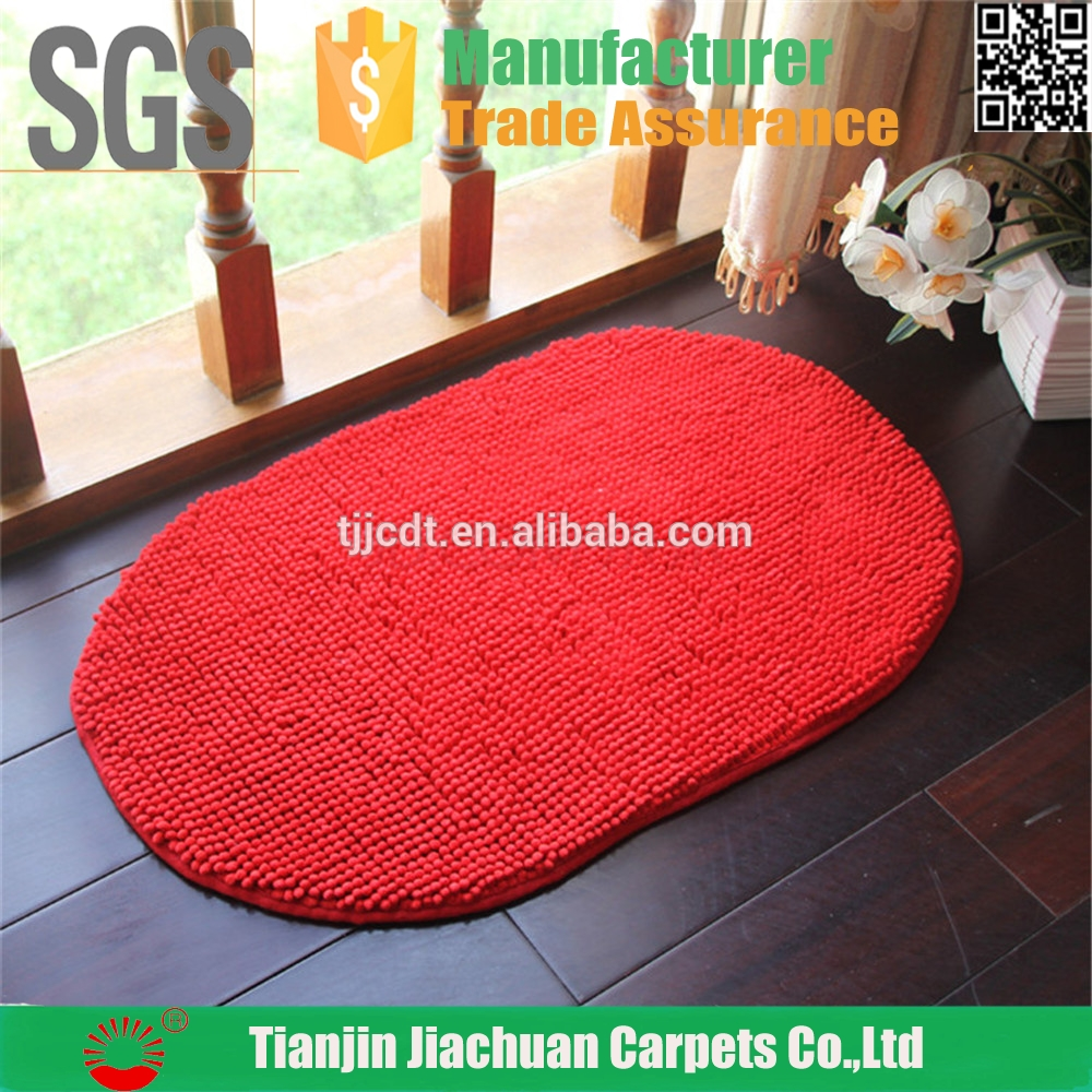 Small Round Rugs Image Is Loading Funny Round New Bathroom Mats For Small Red Rugs (View 7 of 15)