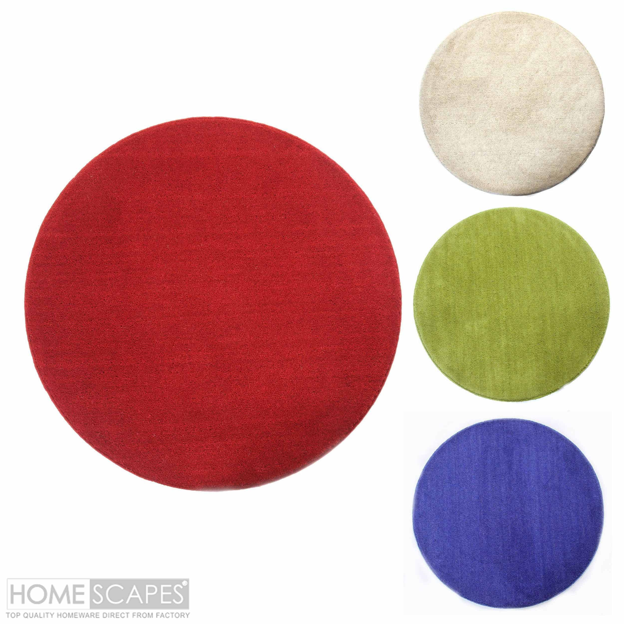 Small Round Rugs Uk Roselawnlutheran Regarding Rounds Rugs (View 14 of 15)