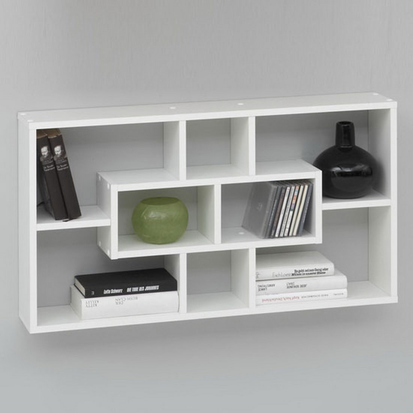 Small Wall Mounted Shelves Cymun Designs With Regard To Wall Mounted Shelves (Image 7 of 15)