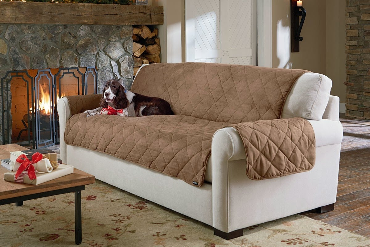 Sofa Covers Sofa Covers Dog Proof Youtube Regarding Covers For Sofas (Image 8 of 15)