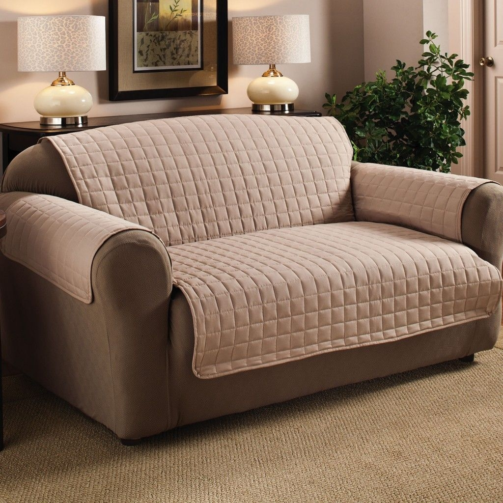 Sofa Protector Covers Simple Design Pertaining To Covers For Sofas (Image 9 of 15)