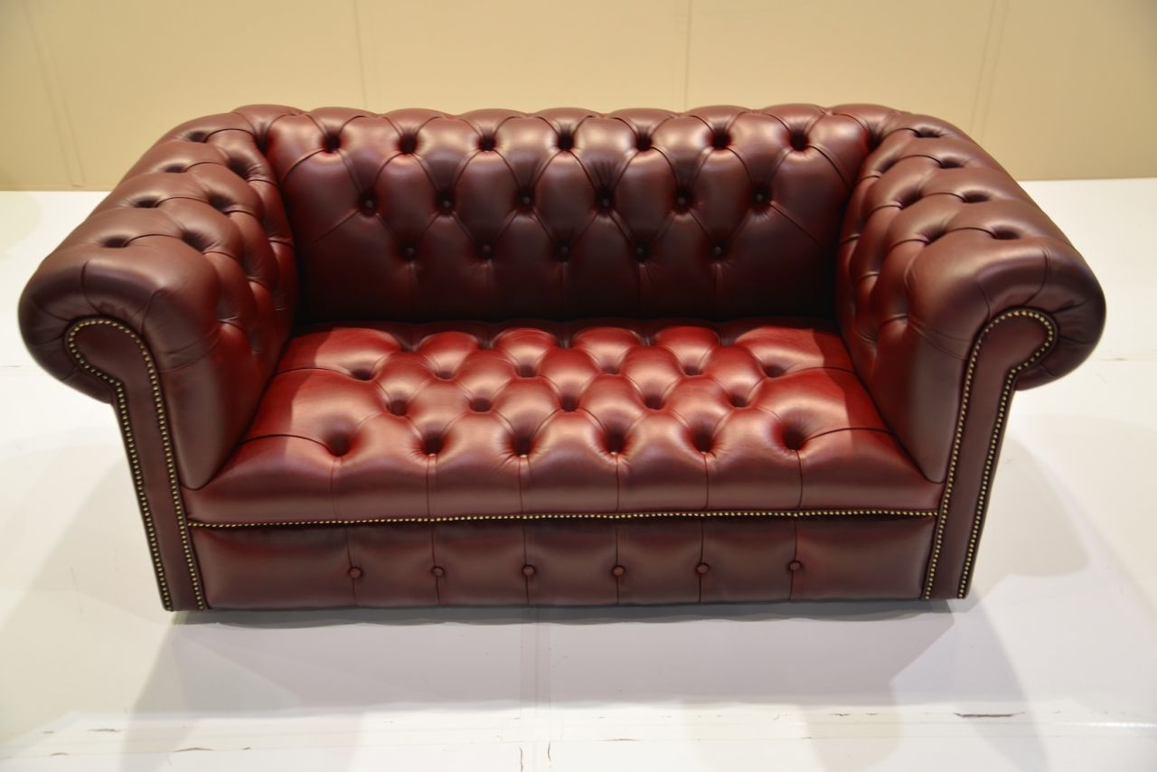 Sofa Sale Great Offers On Chesterfield Sofas And Club Chairs Pertaining To Windsor Sofas (Image 5 of 15)