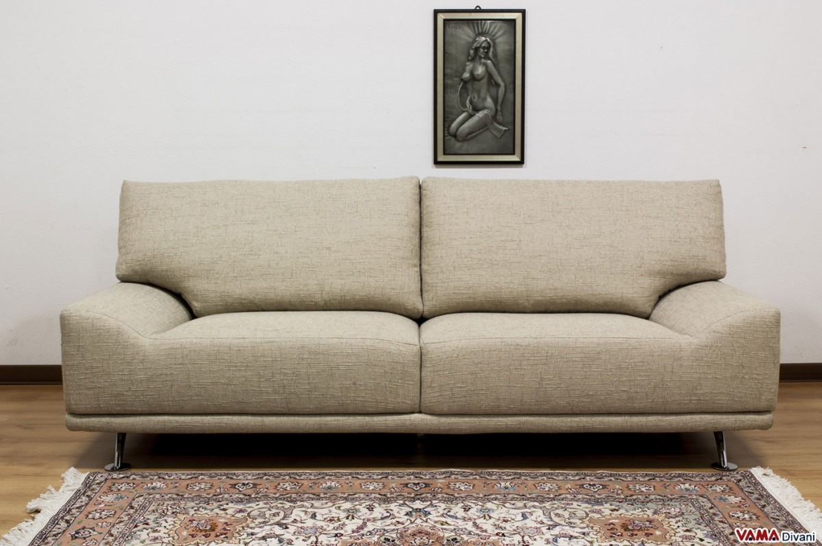 Sofa Simple Contemporary Fabric Sofas Home Design Great Within Contemporary Fabric Sofas (Image 15 of 15)
