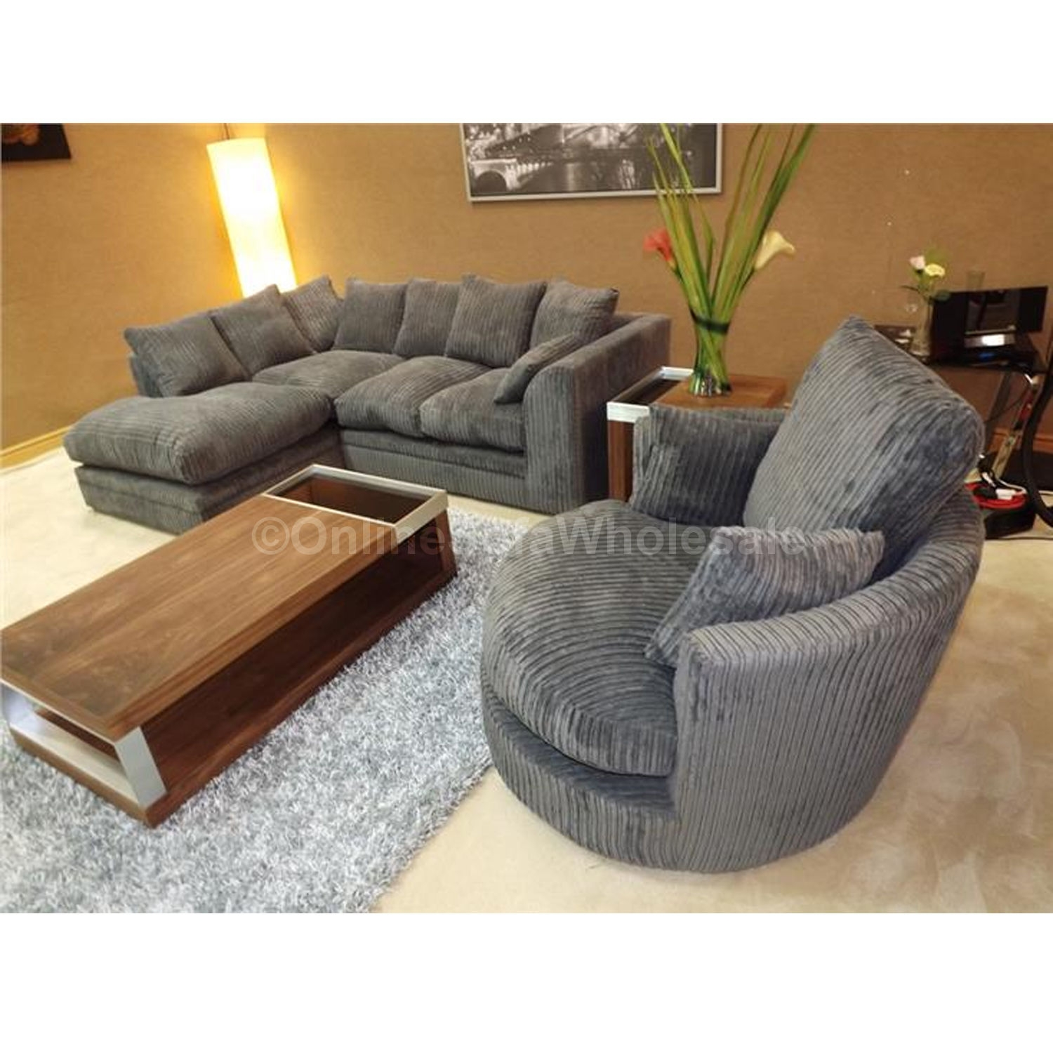 Sofa Swivel Chair Thesofa Intended For Sofa With Swivel Chair (View 6 of 15)