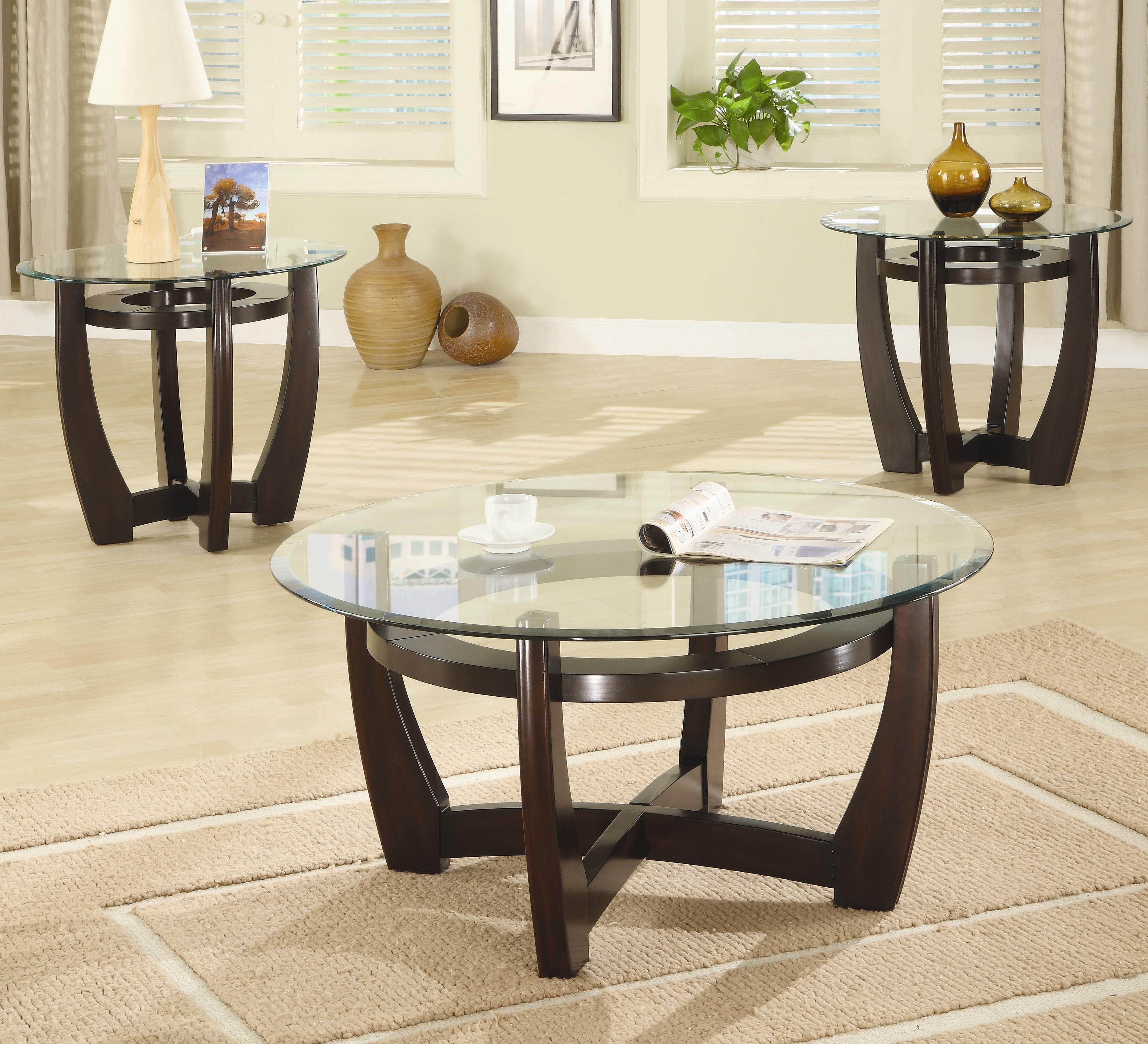 Sofa Table Sets Throughout Sofa Table With Chairs (Image 11 of 15)