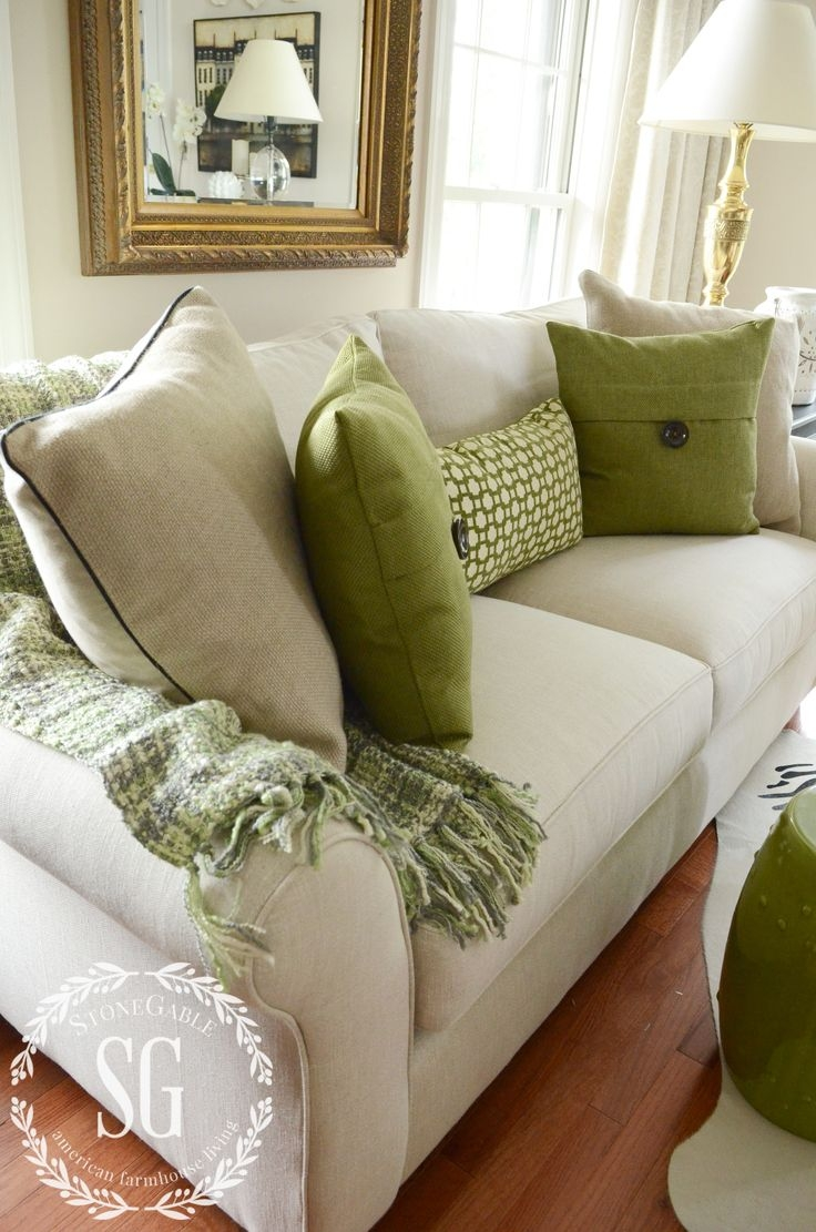 Sofa Throw Pillows With Washable Covers Tags 54 Wonderful Sofa With Regard To Sofa With Washable Covers (Image 7 of 15)