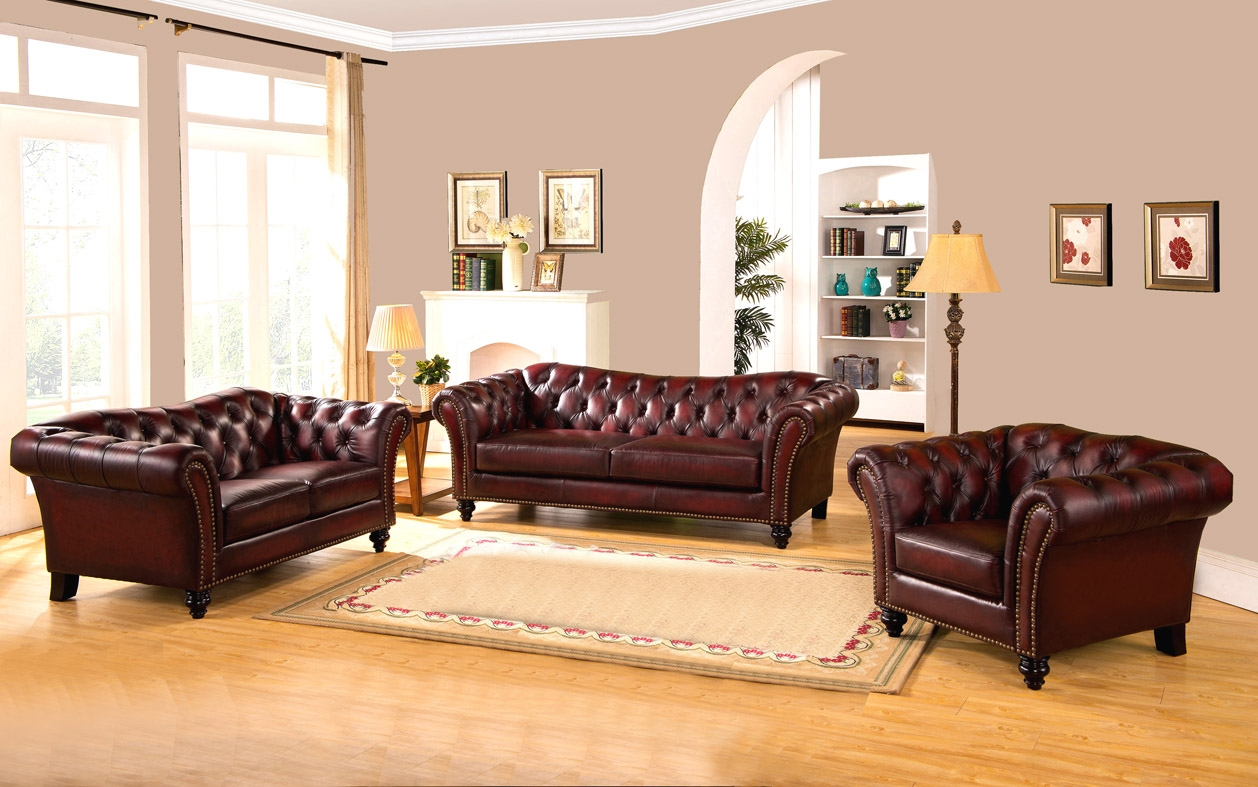 Sofas Amax Leather For Canterbury Leather Sofas (Image 11 of 15)