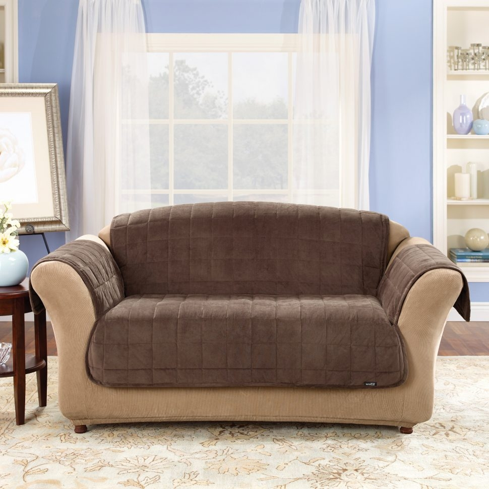 Sofas Center 0001405 Furniture Protector Slip Cover Quilted Sofa With Regard To Covers For Sofas (Image 10 of 15)