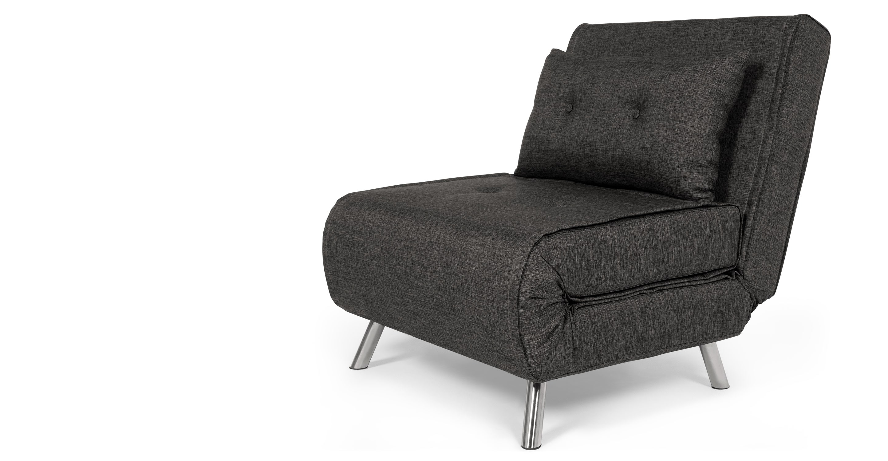 Sofas Center Cassius Deluxe Sofa Chrome The Century House Inside Sofa Bed Chairs (Image 14 of 15)