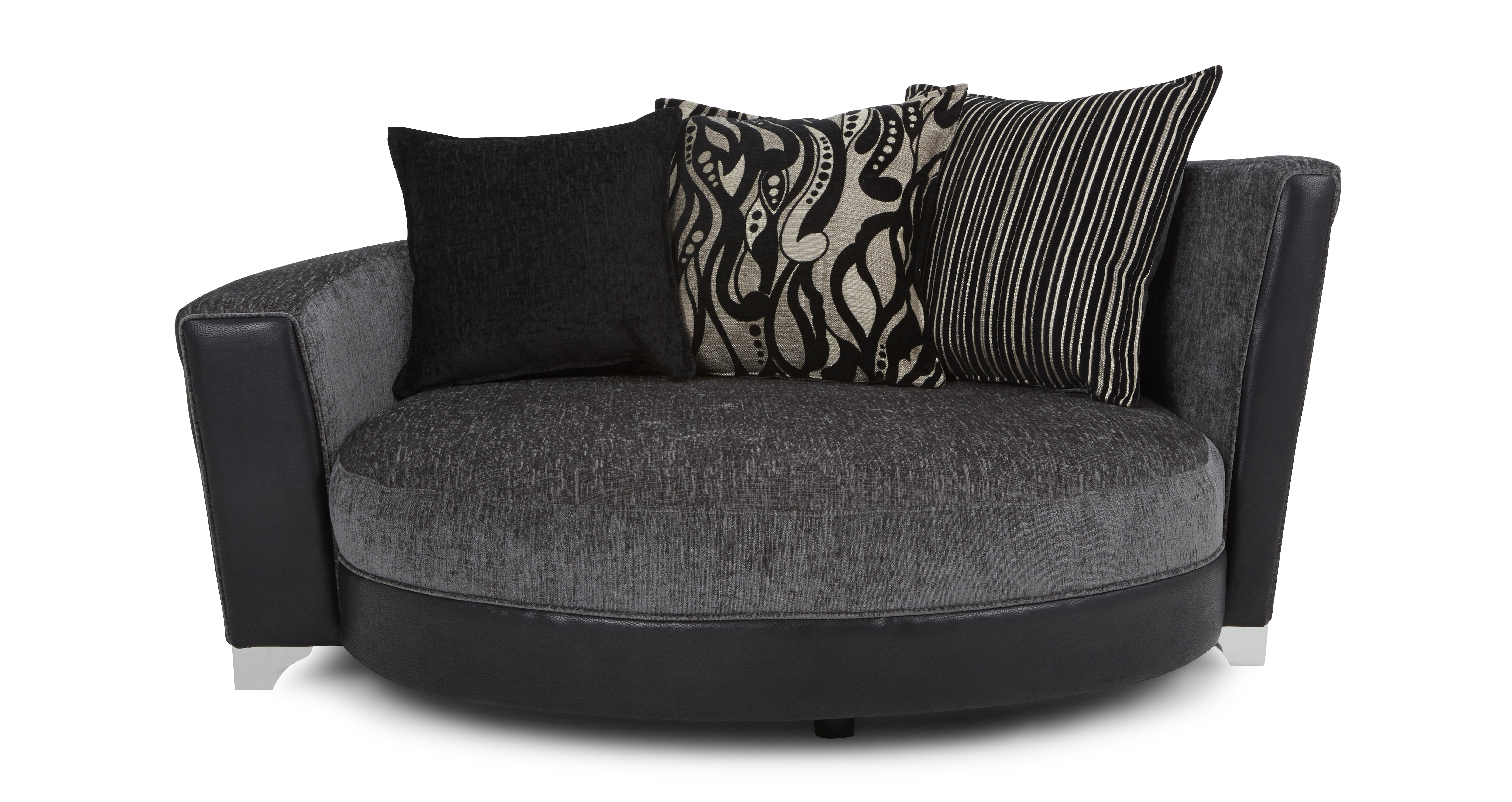 Sofas Center Circle Sofa Chair Round Chaircircular Chairround Throughout Circular Sofa Chairs (Image 11 of 15)