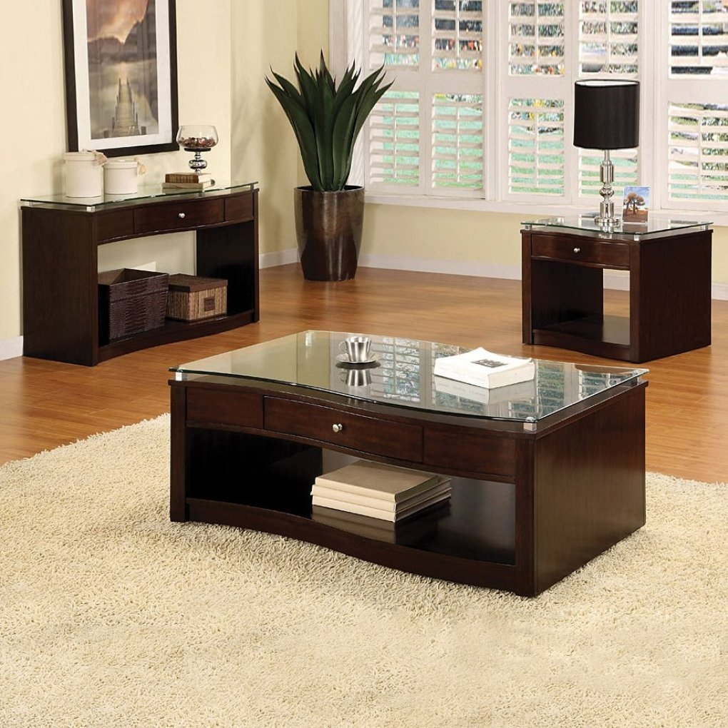 Sofas Center Coa701127 End Table Coffee Sofa Tables And Living In Sofa Table With Chairs (Image 14 of 15)
