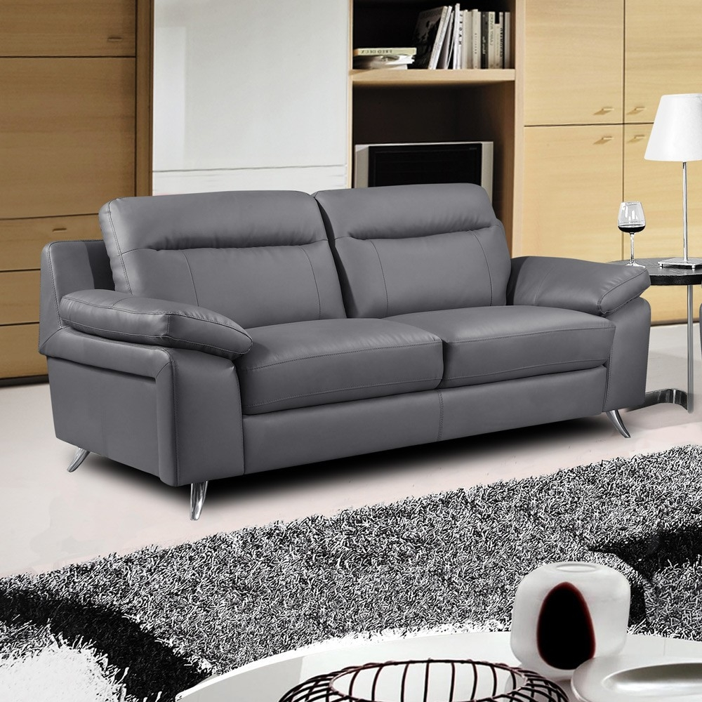 Sofas Center Dark Grayather Sofa Recliners Grey Sets Ri With For Charcoal Grey Sofa (Image 12 of 15)