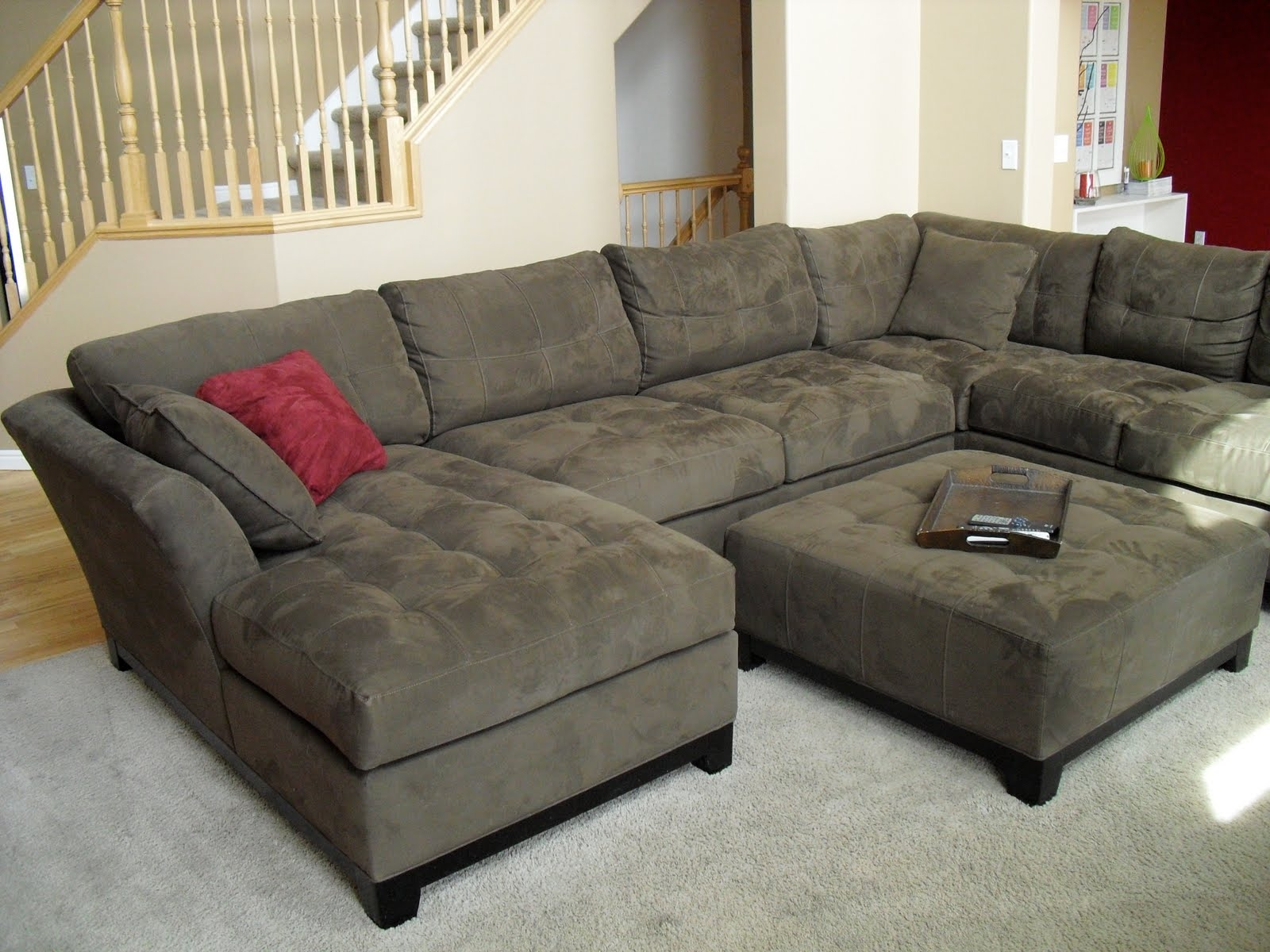 Sofas Center Furniture Perfect Living Ideas With Deep Seated Pertaining To Wide Sofa Chairs (Image 12 of 15)