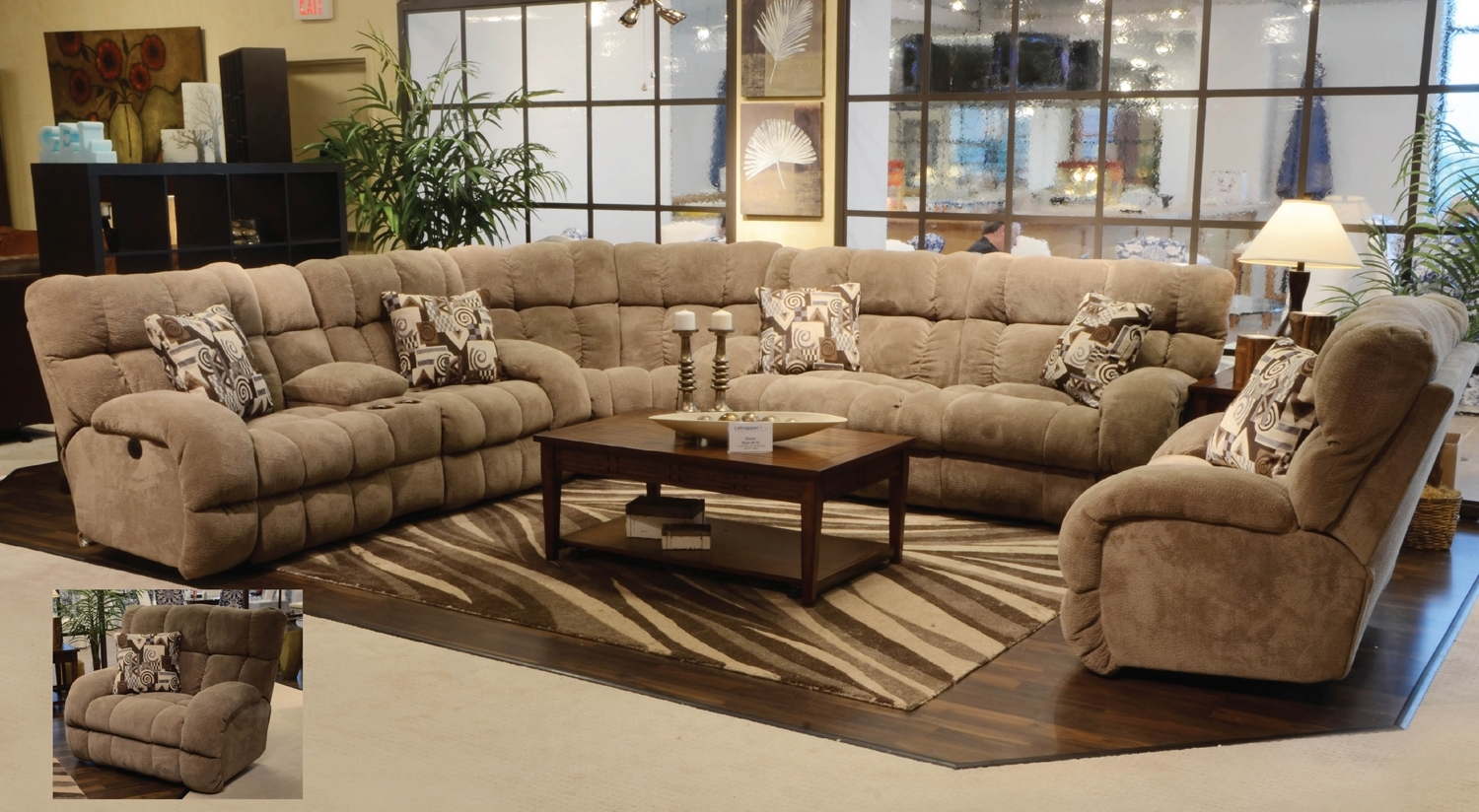 Sofas Center Huge Fabric Reclining Sectionals U For For Huge Sofas (Image 11 of 15)