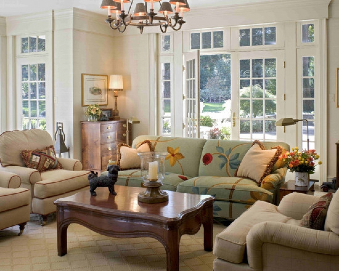 Sofas Center Inspiring Country Style Living Room Furniture Ideas Regarding Country Cottage Sofas And Chairs (Image 14 of 15)