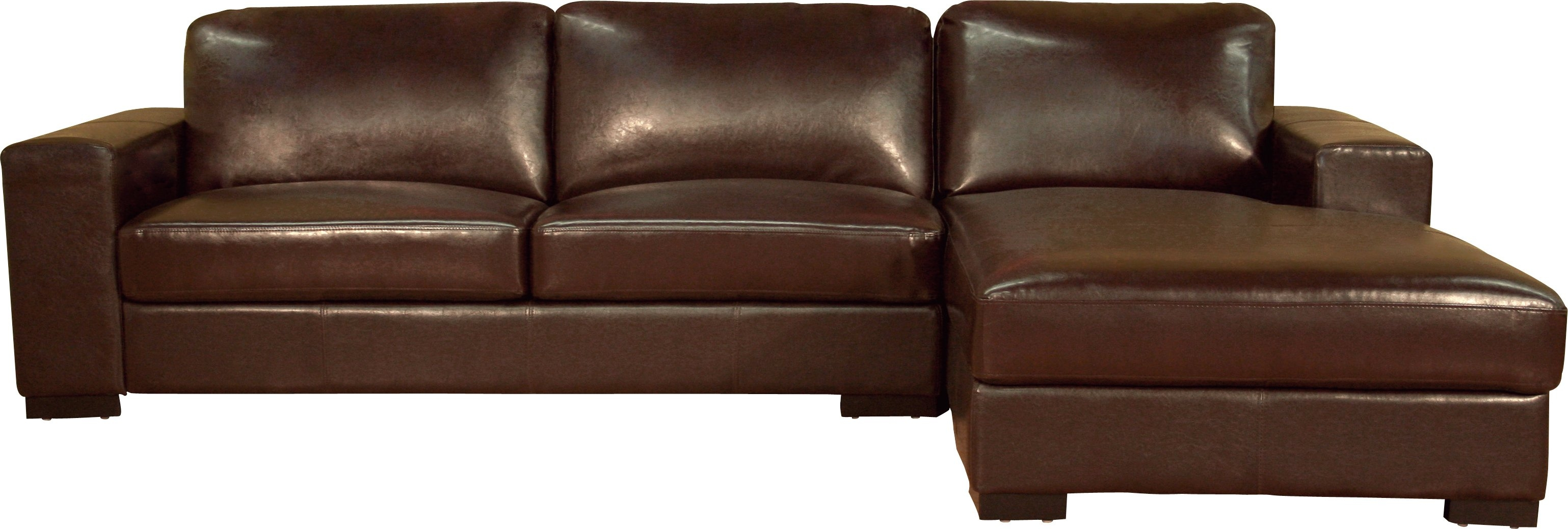 Sofas Center Leather Sofa With Chaise Loungeofa For Home Design In Brown Sofa Chairs (Image 15 of 15)