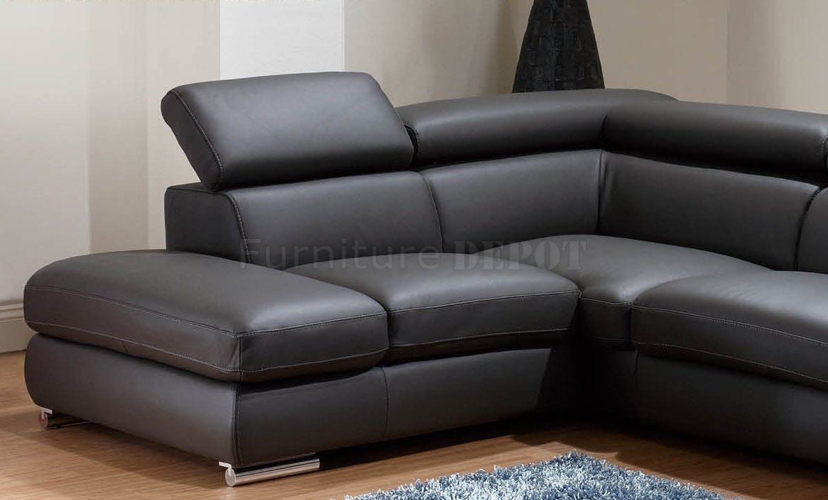 Sofas Center Marvelous Charcoaleather Sofa Photos Design Gray With Charcoal Grey Sofa (Image 15 of 15)
