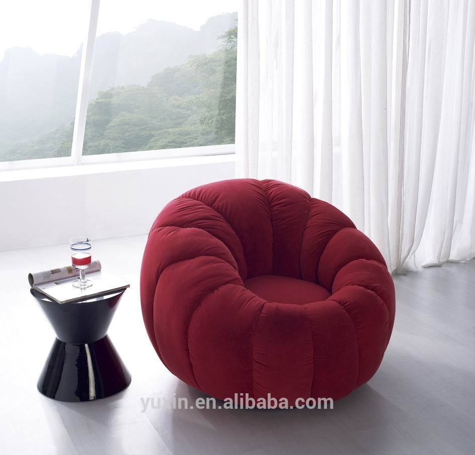 Sofas Center Scarlette Poltrona Frau Round Chair Sofa Style With Regard To Round Sofa Chairs (Image 15 of 15)