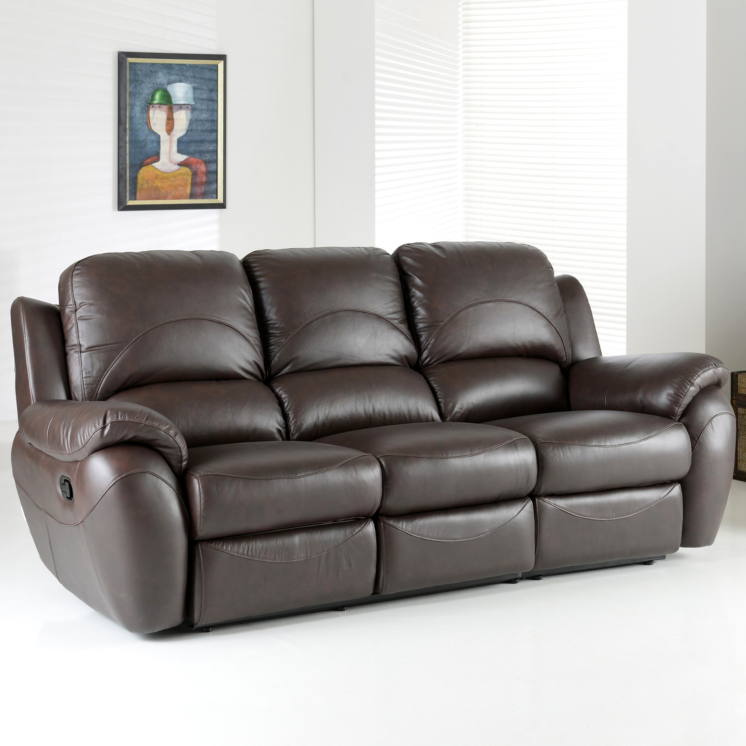 Sofas Center Seater Recliner Sofa Furniture Verona Ideas With With Regard To 3 Seater Leather Sofas (Image 12 of 15)