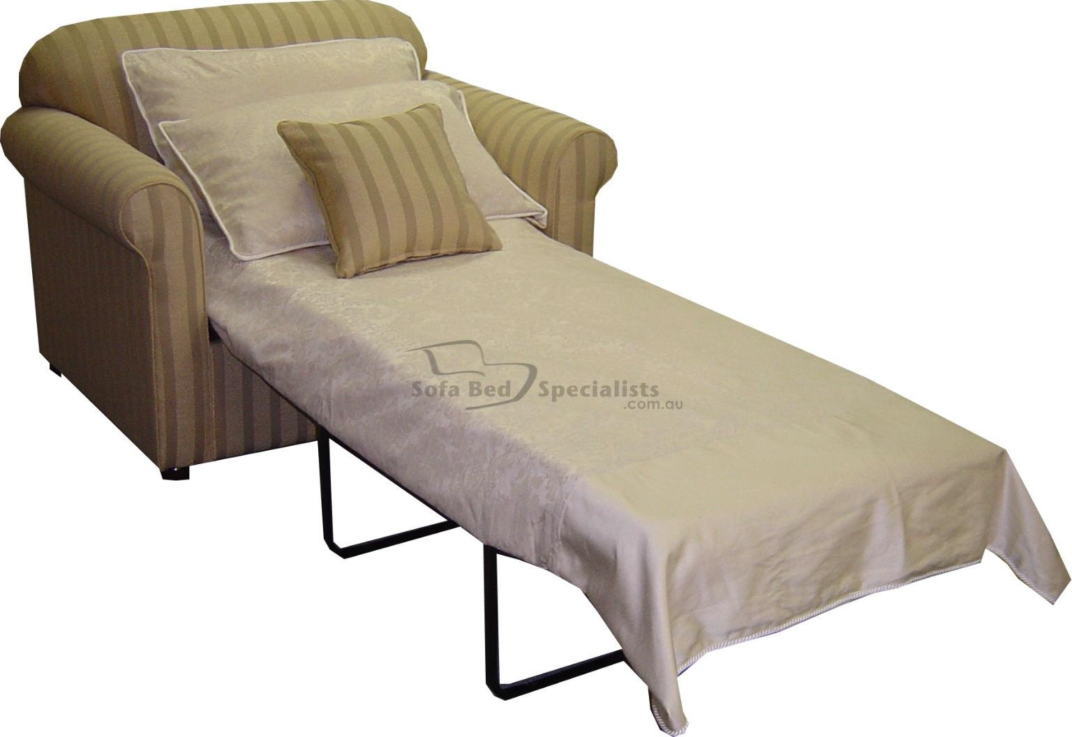 Sofas Center Single Chair Sofa Beds Model Ideas With Memory Regarding Single Sofa Bed Chairs (Image 12 of 15)