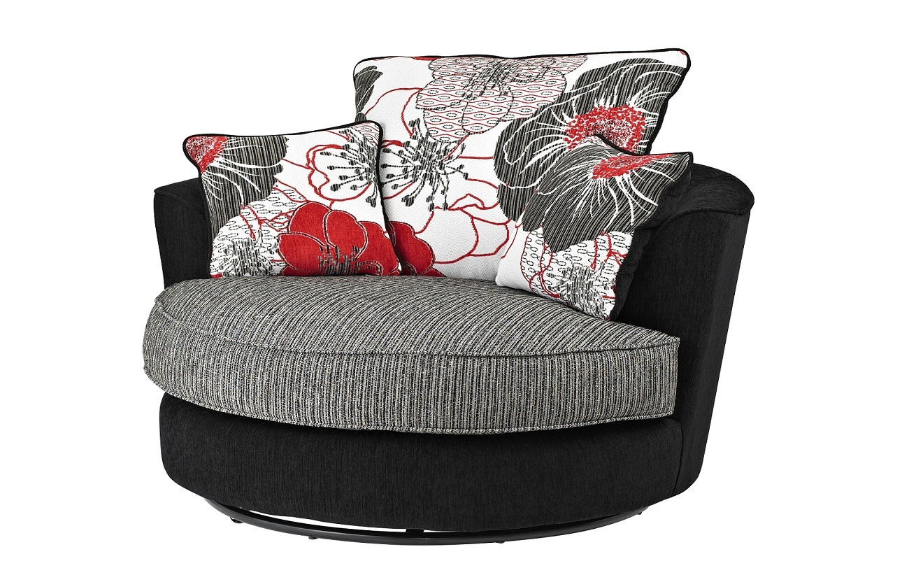 Sofas Center Swivel Sofa Chair And Setround Chairsofa Set Round Regarding Sofa With Swivel Chair (Image 14 of 15)