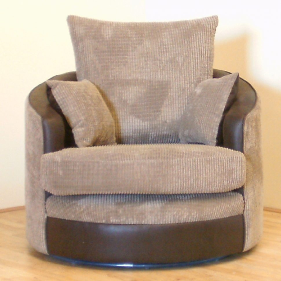 Sofas Center Swivel Sofa Chair Round And Setround Chairsofa Set Pertaining To Round Swivel Sofa Chairs (Image 13 of 15)