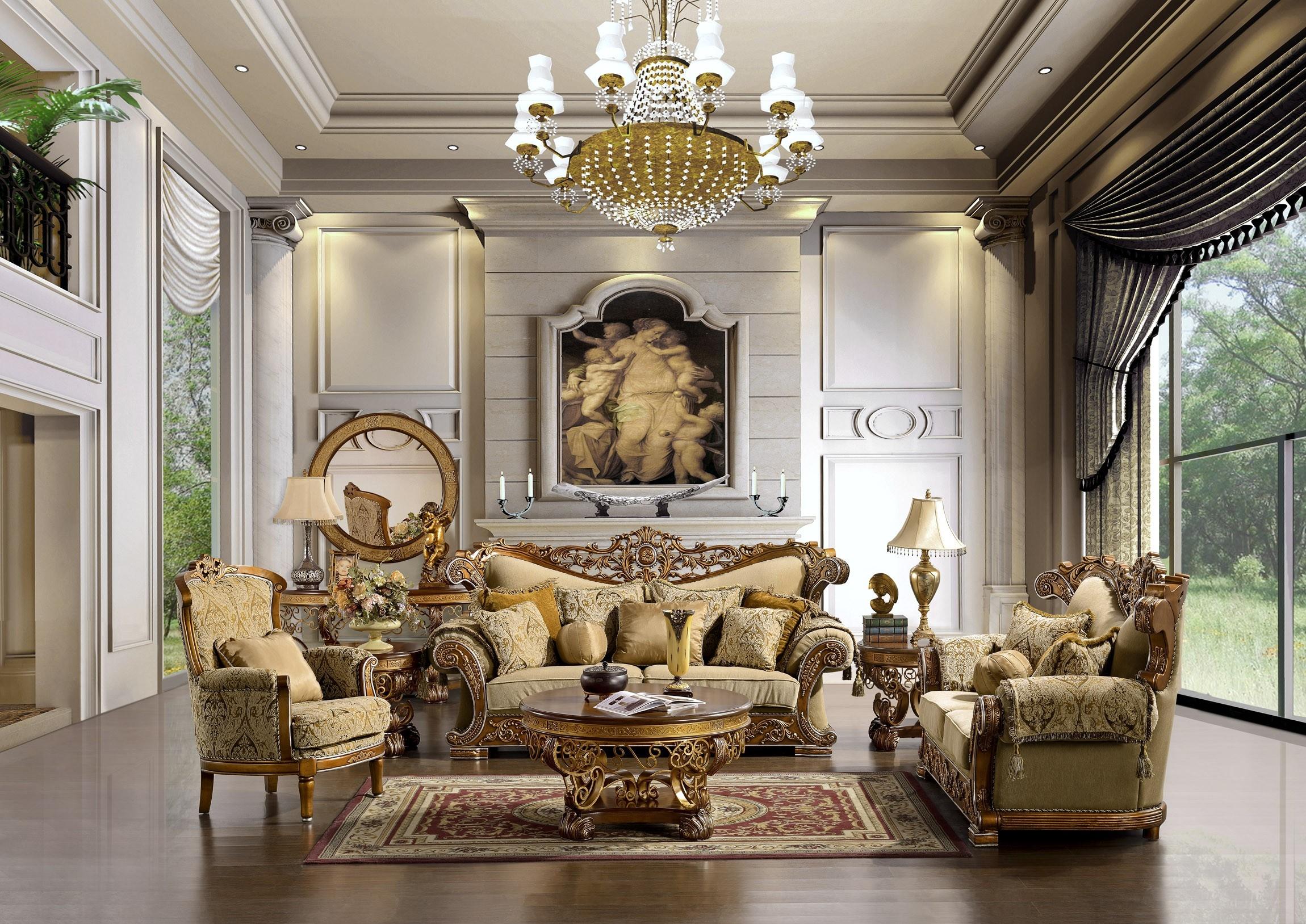 Sofas Center Traditional Elegant Sofa Setstraditional Sets Set Inside Elegant Sofas And Chairs (Image 13 of 15)