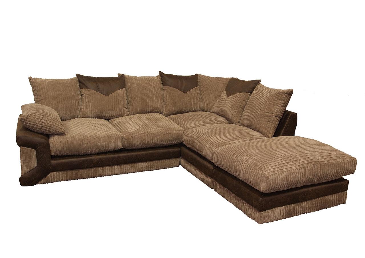 Sofas Cord Fabric Velvet Jumbo Cord Upholstery Sofa Fabric With Fabric Sofas (Image 14 of 15)